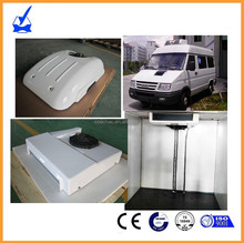Frozen small truck / van roof top refrigeration unit for cooling cargo van