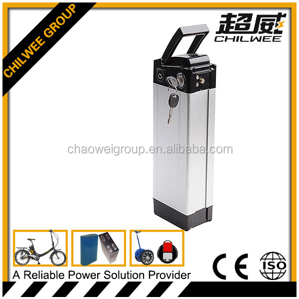 48V10Ah Lithium Ion Battery Rechargeable Battery for E-bike