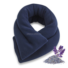 20% OFF Lavender Blue Microwave Heat Neck Wrap, 26x5, Rice, ExtraLong & Wide, Heating Pad, Neck And Shoulder Back Hot Cold Pad
