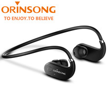 ORINSONG Hotsale Sports Stereo Wireless Bluetooth 4.1 Headset Earphone neckband headphone, bluetooth headset