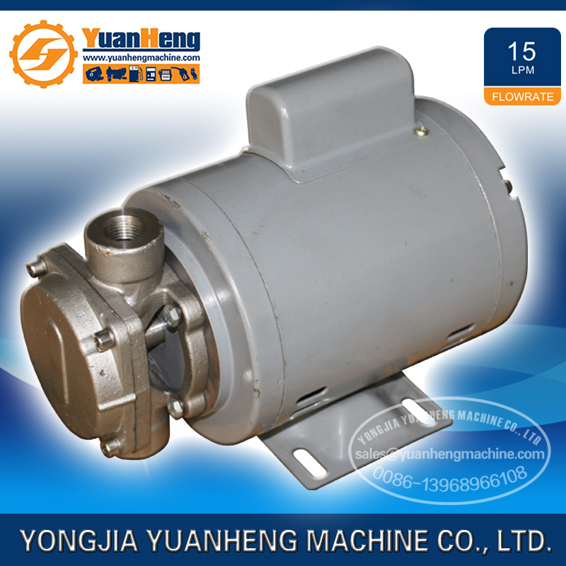 Oil pump electric gear oil pump for Grease for electric motors