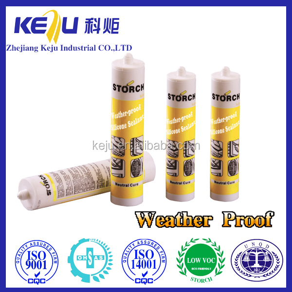 N880 Good Quality Weather Resistance Silicone Sealant