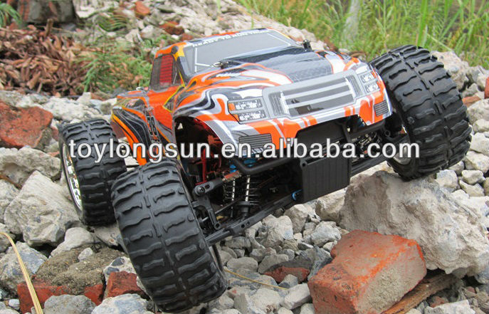 New HSP 2.4Ghz 1/10 RC Brushless Electric Off Road Monster Truck 94111 Pro