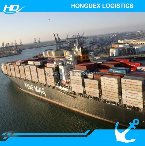 sea shipping forwarder sea freight rates china to vancouver canada