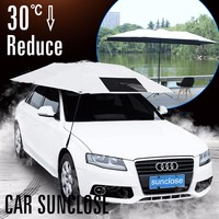 SUNCLOSE Dust Protector Anti-frost car coves