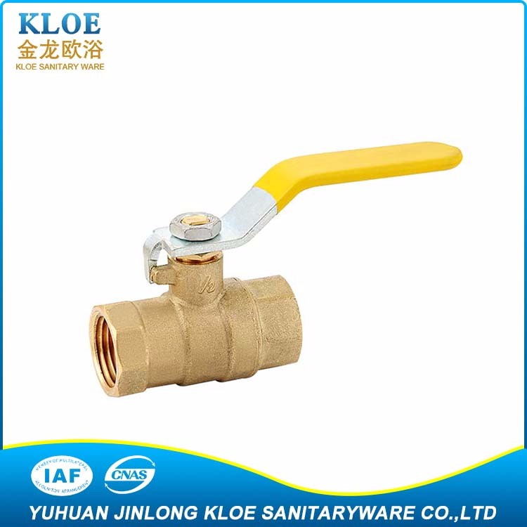 UPC Low-Lead Factory wholesale Custom made welded ball valve