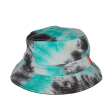 cool polo custom plain white cotton tie dyed bucket hat