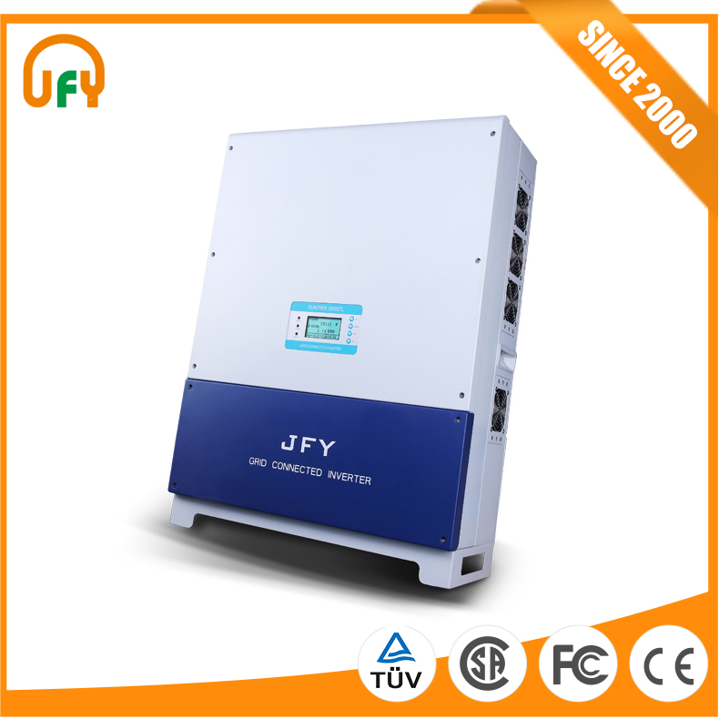 Fast delivery on grid inverter hybrid solar with CE certificates