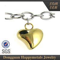 2015 Latest Unique Stainless Steel Medical Alert Charms Wholesale