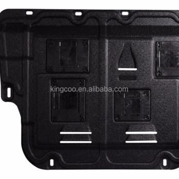 Available for all models alloy steel engine cover plate