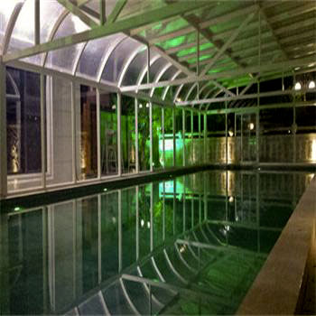Customized Glass Room for Swimming Pool /Outdoor Glass Room
