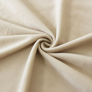 Hot Sell high quality Polyester Short pile Holland Velvet Fabric for Baby Pillow upholstery