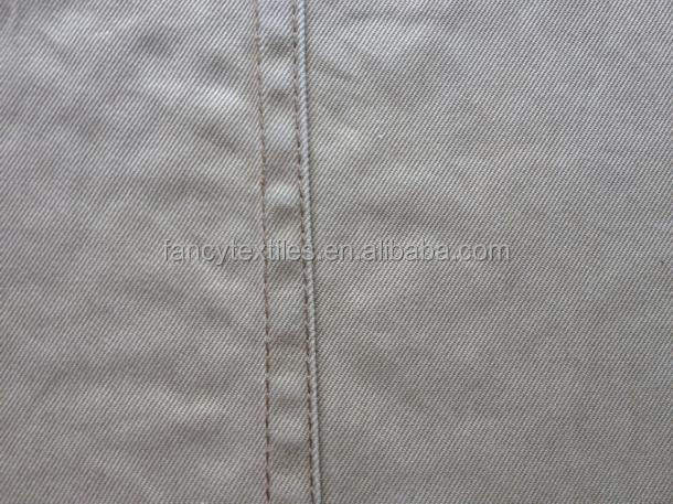 100%C 40/2*16 120*72 TWILL FABRIC FOR PANTS