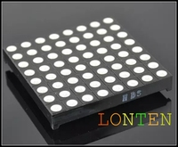 60mm three-color full-color RGB LED dot matrix display common anode