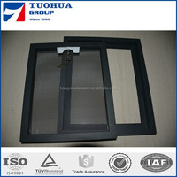 high quality aluminum frame adjustable window screen/insect balcony screen/fancy screen window