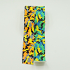 Colorful bat grip for racket with printing design