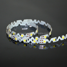 Popular S Shade Bending Angle optionally SMD2835 60LED flexible led strip
