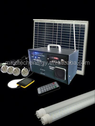 movable solar systems mp3 radio bag