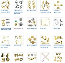 Fashion jewelry mountings jewelry settings and mountings