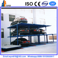 chinese factory directly mechanical car lift