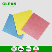 cellulose sponge cloths for dish cleaning