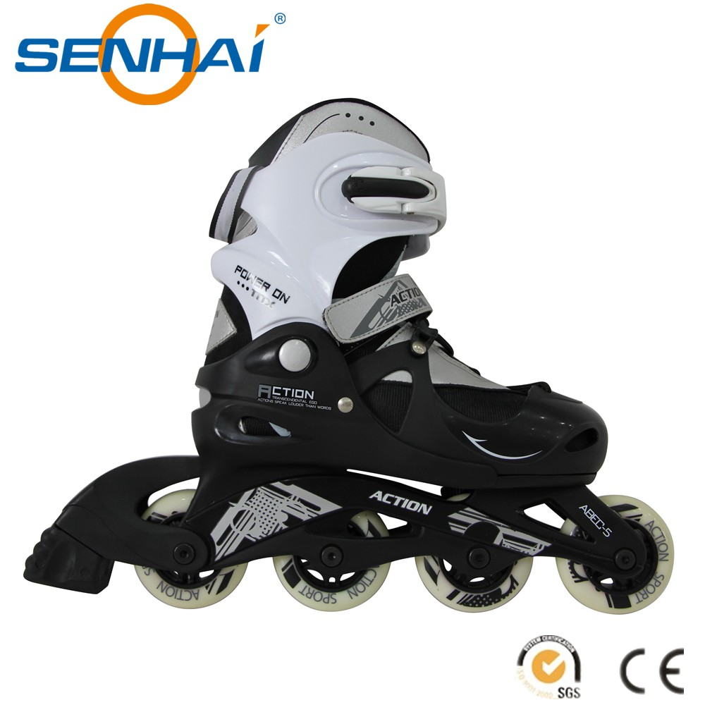 76x24mm, High rebound Poly Urethane roller Chassis blade wheel, professional PU inline skate wheel