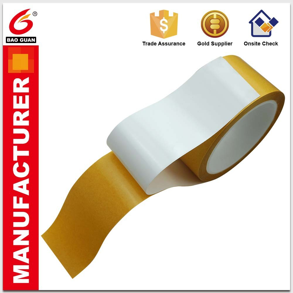 Adhesive Double Sided Pvc Die Cutting Tape