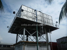 galvanized pressed steel water tank