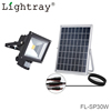 30w Solar Garden Light With Motion