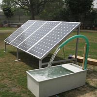 CBC Guotong DC deep well solar water pump system