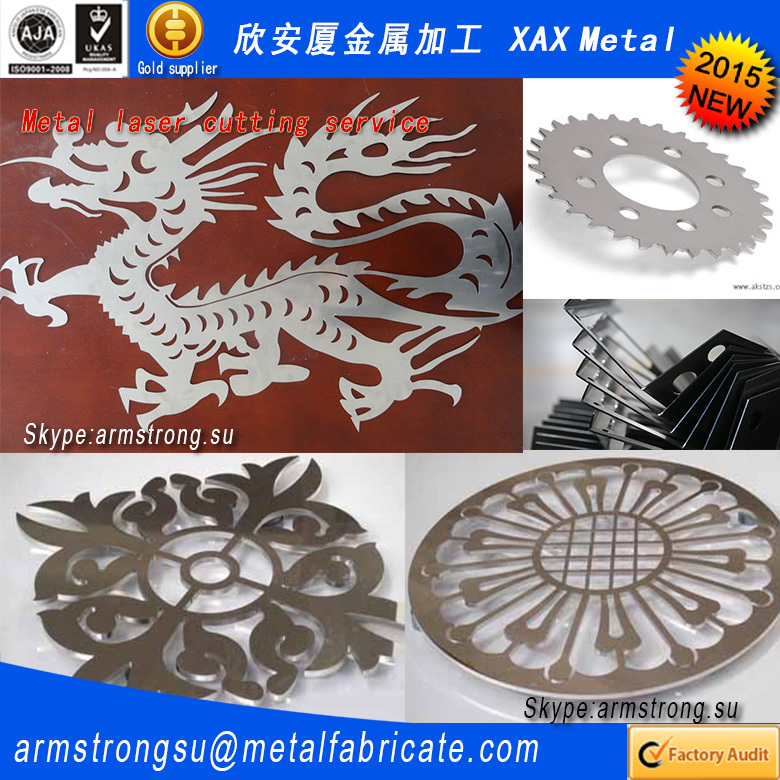 XAX026LCS New products 2015 innovative product stainless steel laser cutting