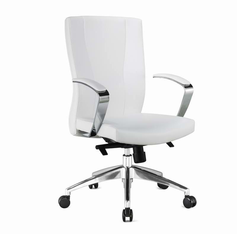 Ergonomic office chair from China Growing company,white
