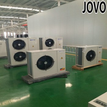 7.5kw Air Source Heat Pump Water Heater R407C or R410a