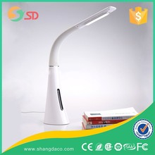 4 ports Flexible simple USB Table Lamp
