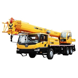25t Rated Load Mobile Truck Crane QY25K-II