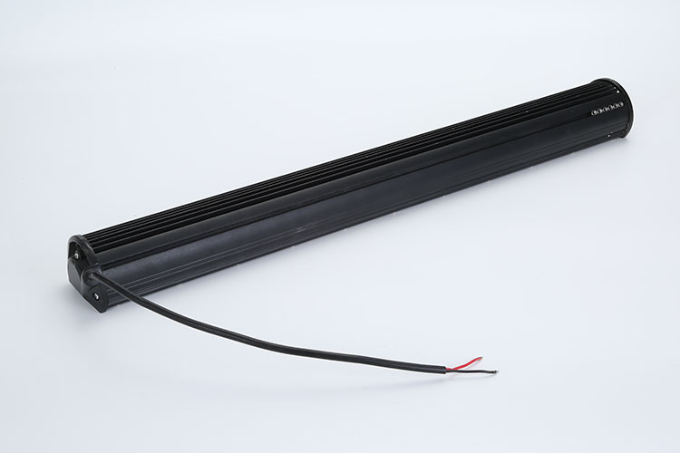 China suppliers 81cm 180w dual rows led emergency light bar tractor truck led lamp bar strip car lights