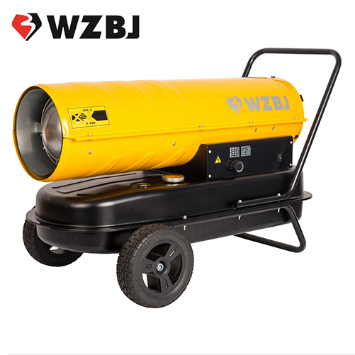 wenzhou 50kw CE certificated electric greenhouse diesel heater for heating