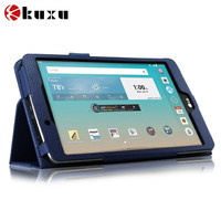 New Leather Cover Case for LG Gpad G Pad 8.3 V500 Tablet Flip Cover Shell Smart Stand Original For LG G Tablet 8.3