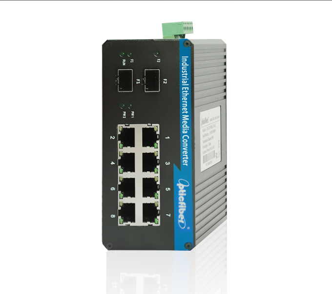 High Channel Isolation Gigabit Ethernet Optical Fiber Switch