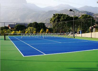 High quality Portable Table Tennis Court Sports Flooring