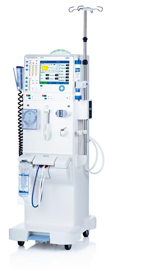 FRESENIUS 4008S Next Generation - Dialysis Machine