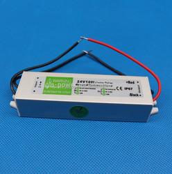 Wholesale 50/60HZ 90-265V AC waterproof power supply LED driver 24V 10W