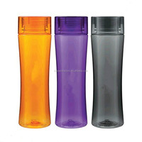 Transparent BPA FREE Thin Waist Joyshaker Water Bottle Factory Price,Antibacterial,580ML