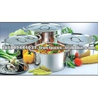 Stock Pots Without Steamer - Cello