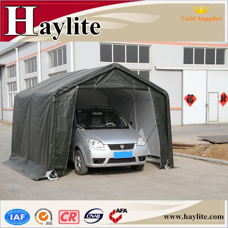 steel frame canvas carport parts