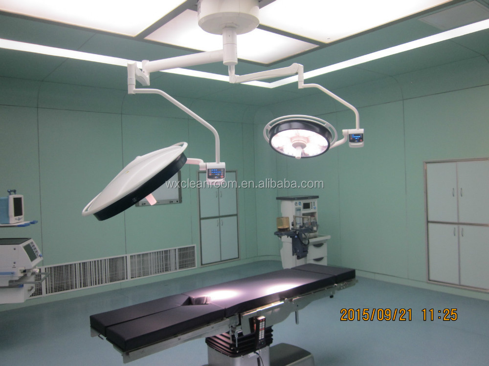 Hospital Operating room, ICU room, PCR room Design and Set up