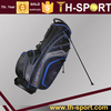 Wholesale Custom Nylon/ Leather Custom Golf Stand Bag