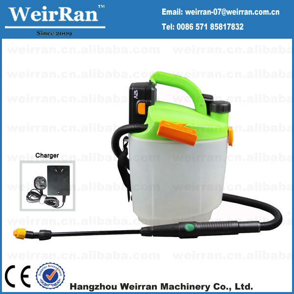 (72510) rechargeable knapsack agricultural sprayer electric atomizer