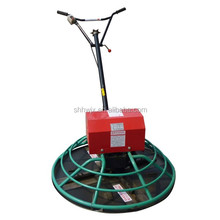 Electrical floor polisher small concrete power trowel machine for sale