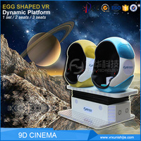 Factory Supplier 9d vr seat gear with 360 rotation wholesale online